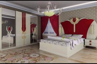 صوره غرف نوم حديثه , اروع غرف النوم العصريه