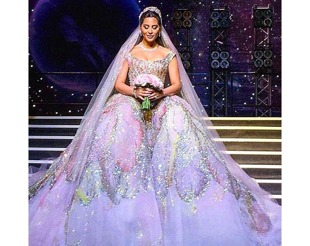 بالصور صور فساتين عرايس , اشيك واحلى فساتين زفاف وخطوبة 5826 7