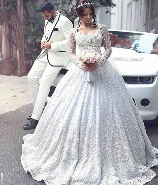 بالصور صور فساتين عرايس , اشيك واحلى فساتين زفاف وخطوبة 5826 8
