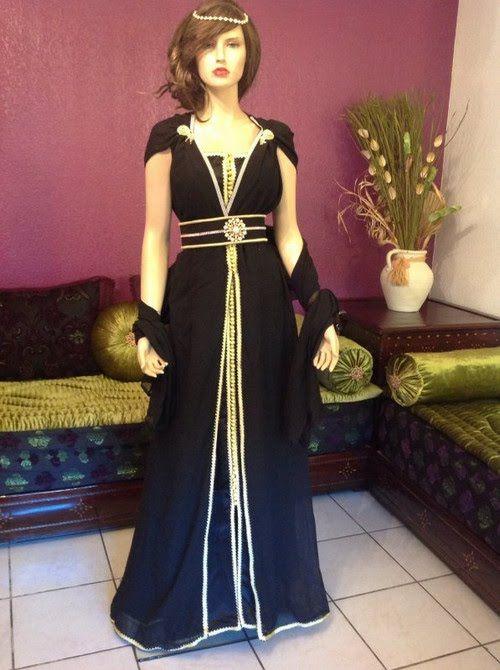 بالصور قفطان جزائري , اروع لباس شعبى بالجزائر 5904 1