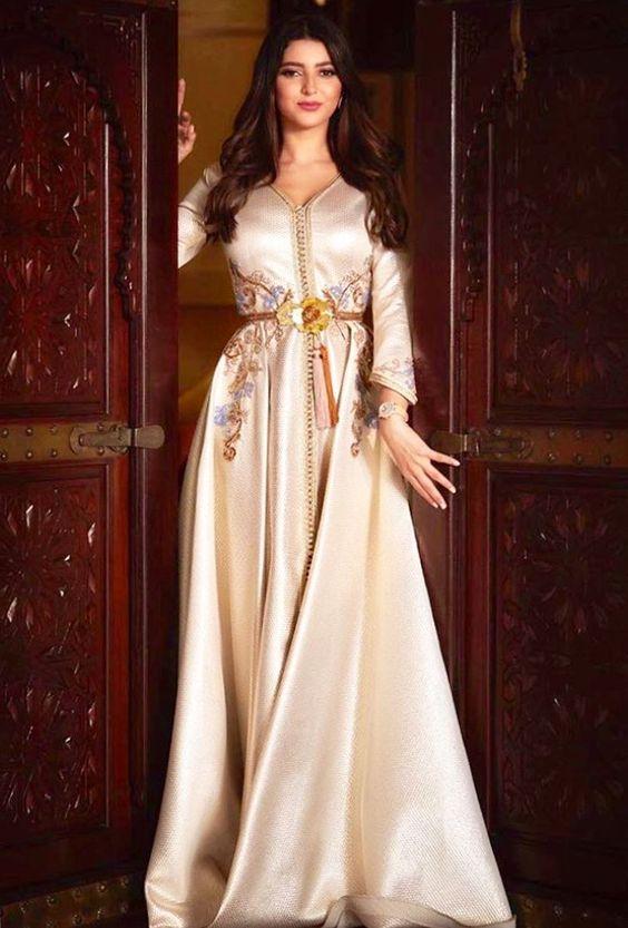 بالصور قفطان جزائري , اروع لباس شعبى بالجزائر 5904 3