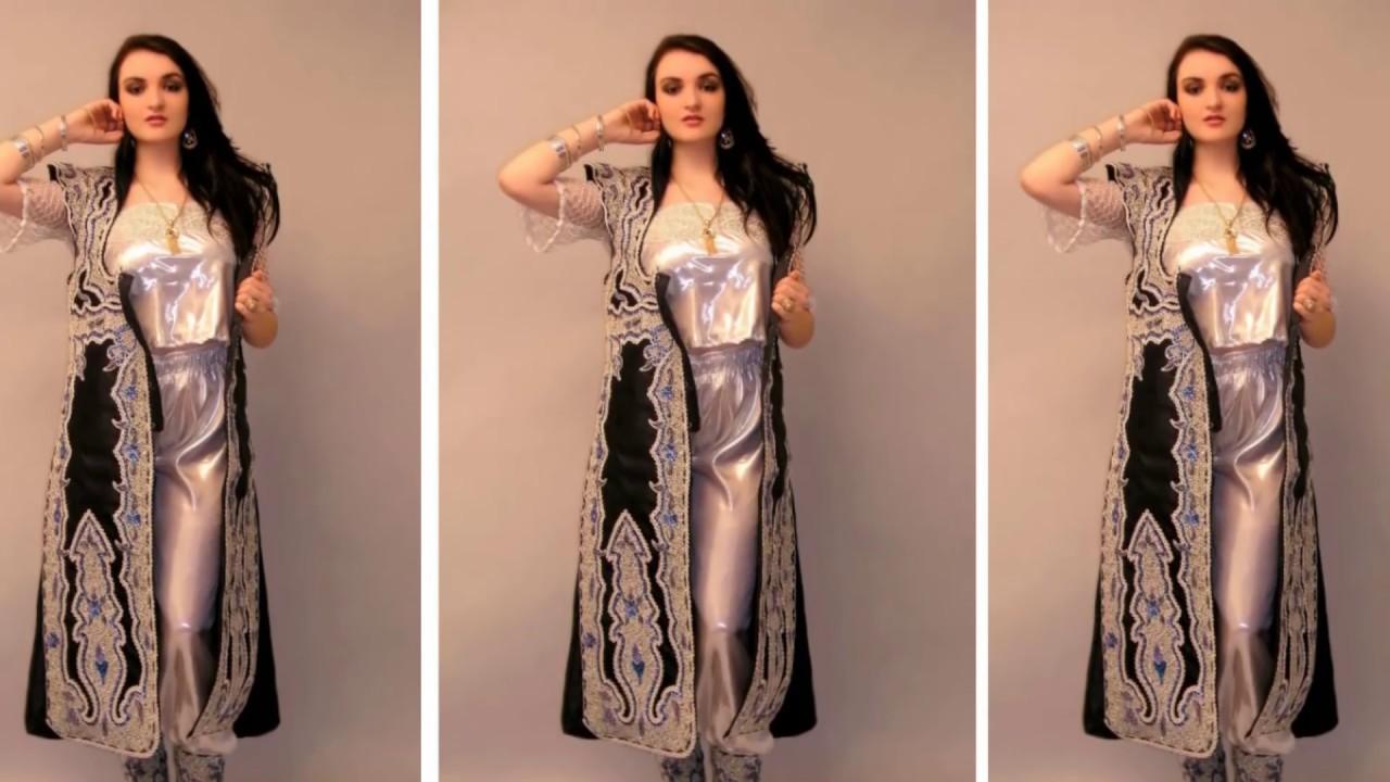 بالصور قفطان جزائري , اروع لباس شعبى بالجزائر 5904 6