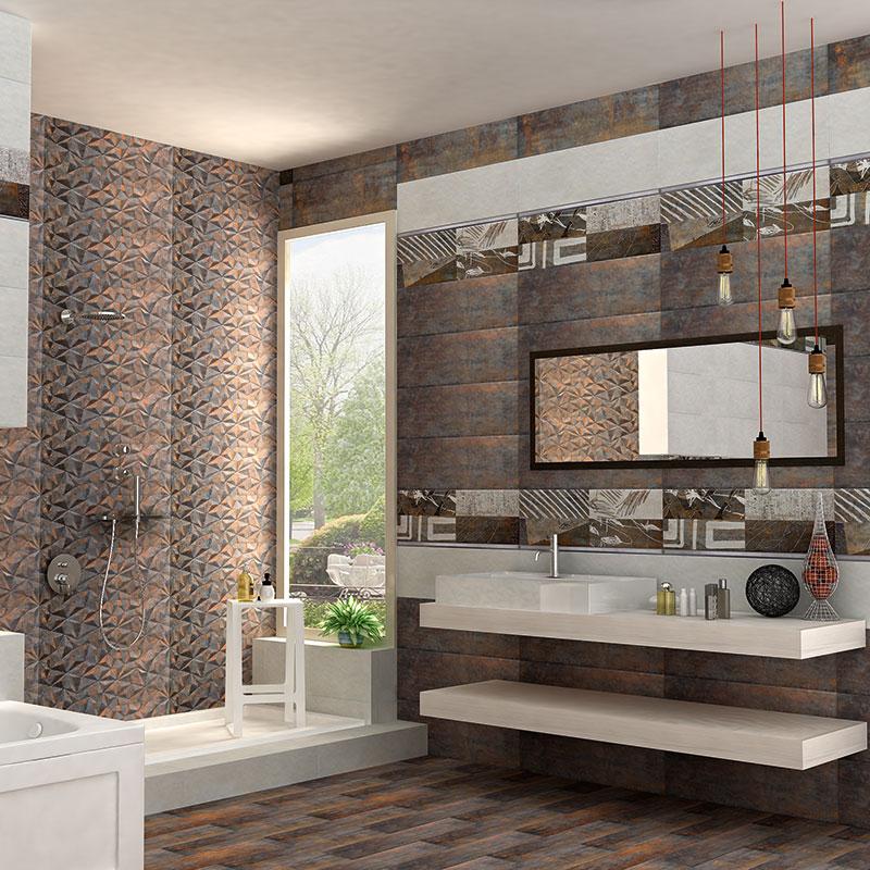 سيراميكا كليوباترا حمامات , ارضيات وحوائط كليوباترا للحمامات - حبيبي