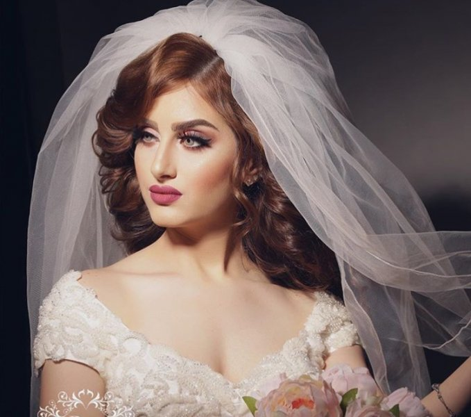 طرحة العروس تالقى مع احدث صيحات عصرية لطرحة العروس حبيبي