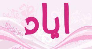 صوره معنى اسم اياد , ماذا يعنى اسم اياد؟