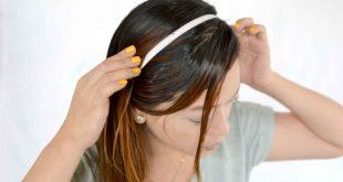 بالصور تسريحات شعر بسيطة , ابسط تسريحات للشعر الطويل والقصير 6131 13 310x165