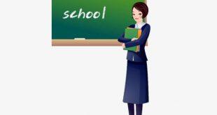 صور تعبير عن المعلم , المعلم القدوة الحسنة للاجيال