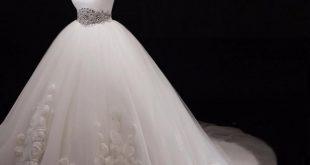 بالصور صور فساتين عروس , فساتين للعروسة لاجمل اميرة 622 10 310x165