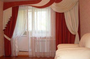 صوره ستائر غرف نوم , اشكال مميزه وفخمه لستائر غرف النوم
