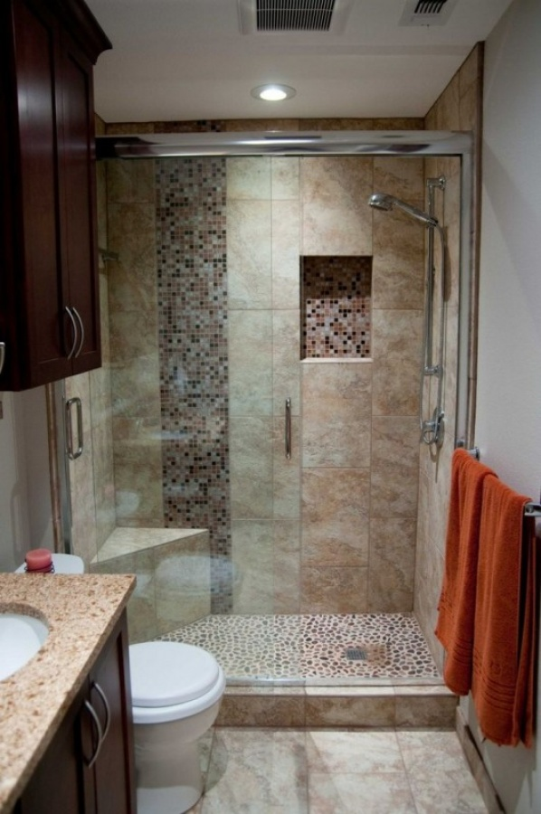 بالصور حمامات صغيرة , اشكال لاصغر تصاميم حمامات 628 5