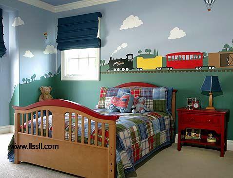 صور غرف اطفال اولاد , صور احدث موديلات غرف الاطفال