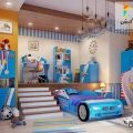 غرف اطفال اولاد , صور احدث موديلات غرف الاطفال
