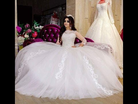 4226af5d2 اجمل فساتين اعراس , صور فساتين روعه للزفاف - حبيبي