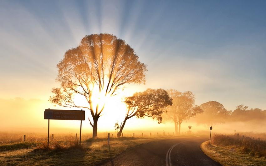 صورة تفسير غروب الشمس في المنام