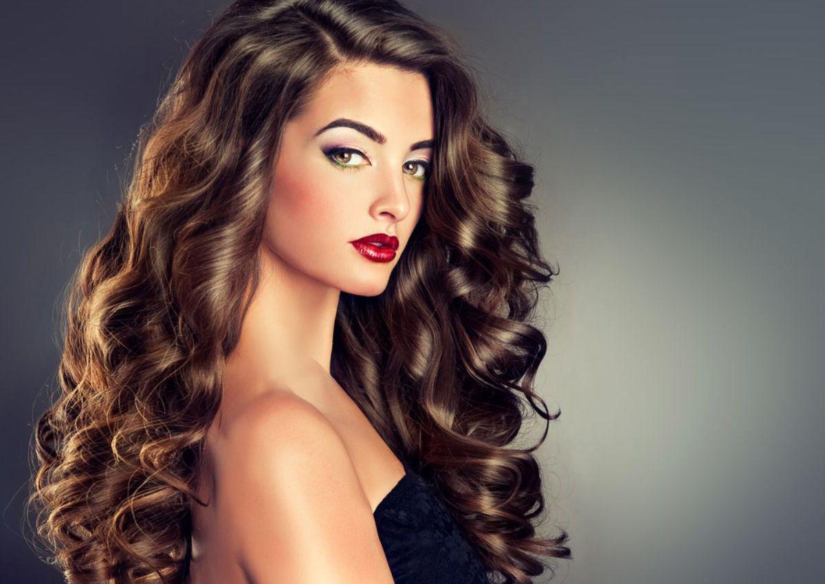 بالصور تسريحات شعر مموج , اجمل تسريحات شعر مموج 11519 3