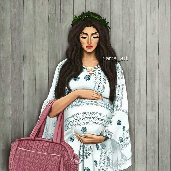 بالصور رمزيات حوامل , اجمل صور للحامل 2146 5