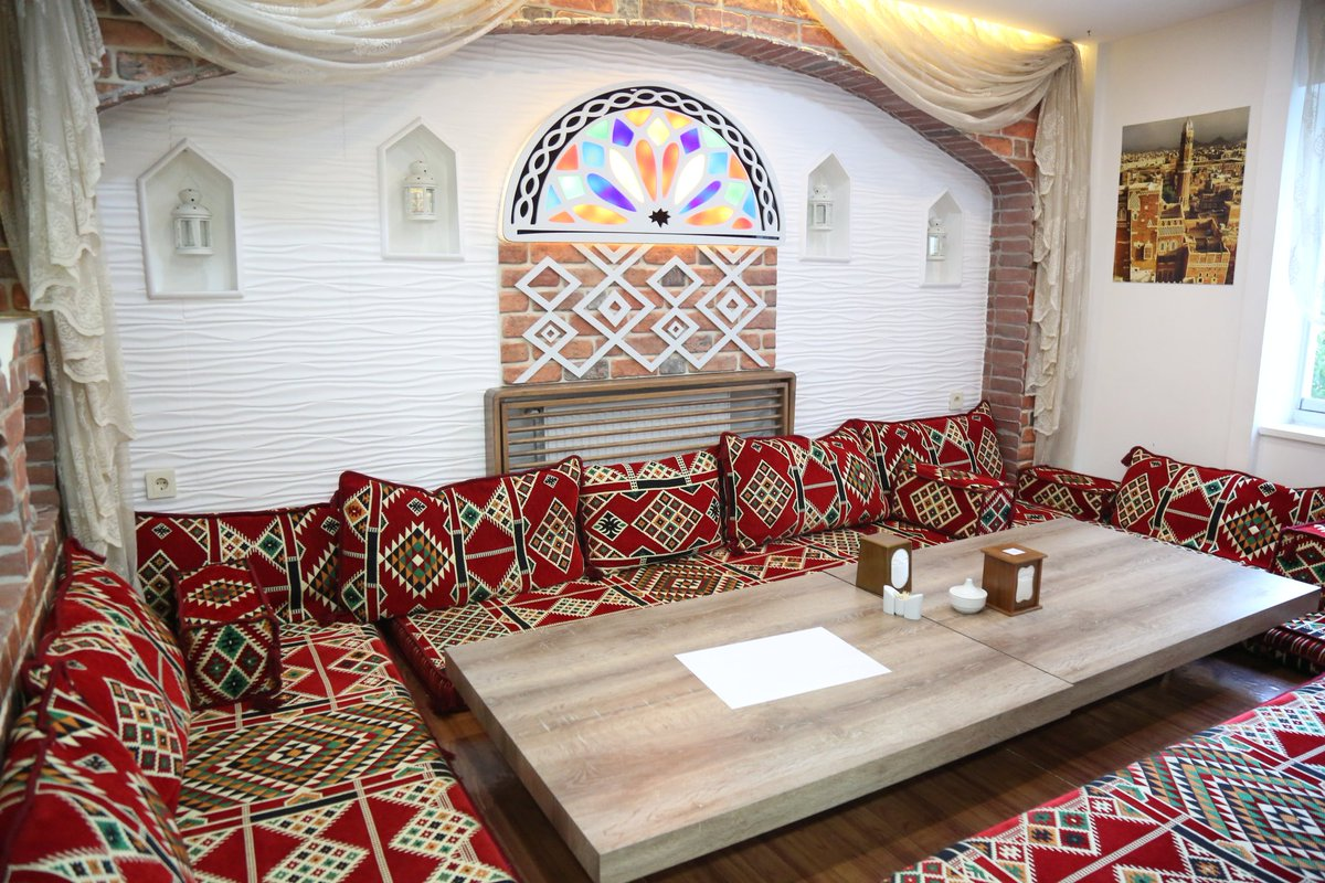 صور جلسات عربية , اجمل تصاميم والوان لجلسة عربية روعة في بيتك