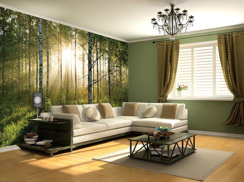 صورة ورق جدران ثلاثي الابعاد , اجمل اشكال ورق الجدران 4432 3