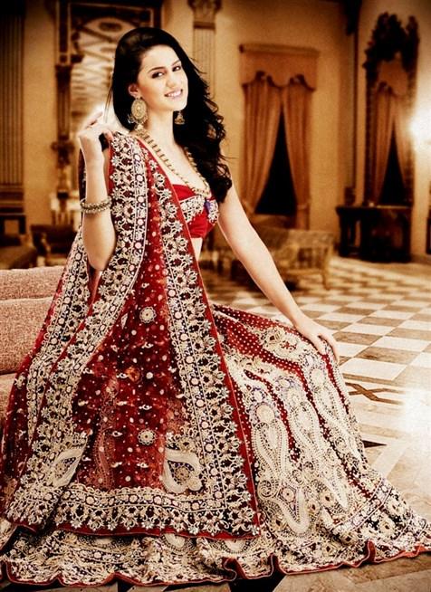 بالصور ازياء هندية , موديلات ملابس هندى 4457 3