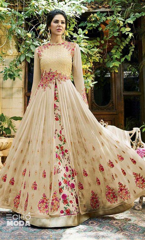 بالصور ازياء هندية , موديلات ملابس هندى 4457 8