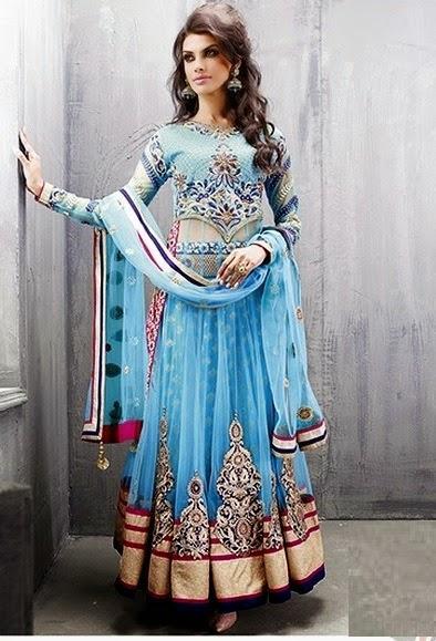 بالصور ازياء هندية , موديلات ملابس هندى 4457 9