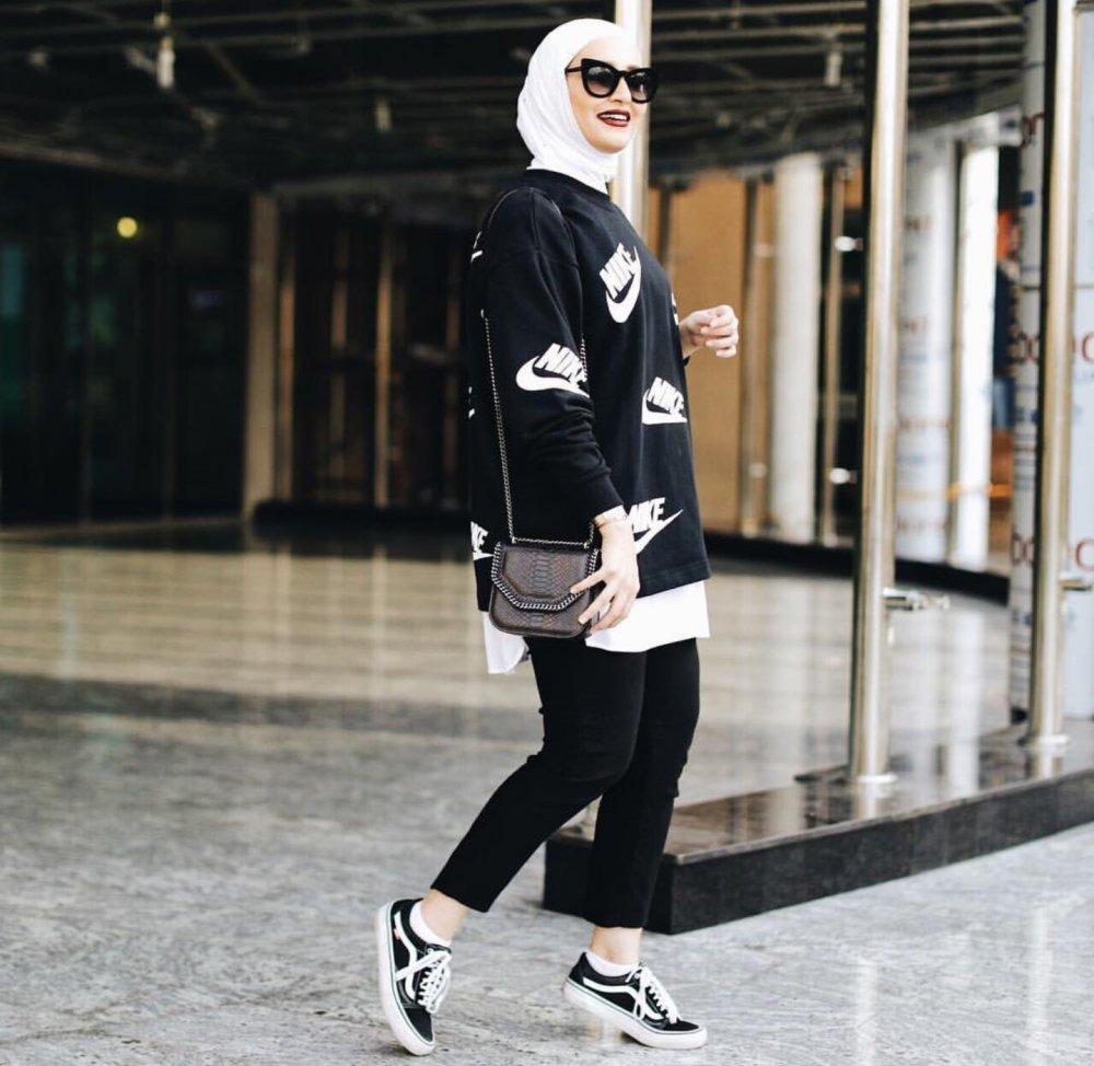 صور ملابس رياضية للمحجبات , اجمل ازياء رياضيه