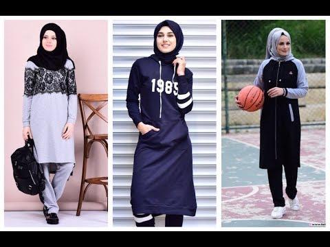 بالصور ملابس رياضية للمحجبات , اجمل ازياء رياضيه 4504 3