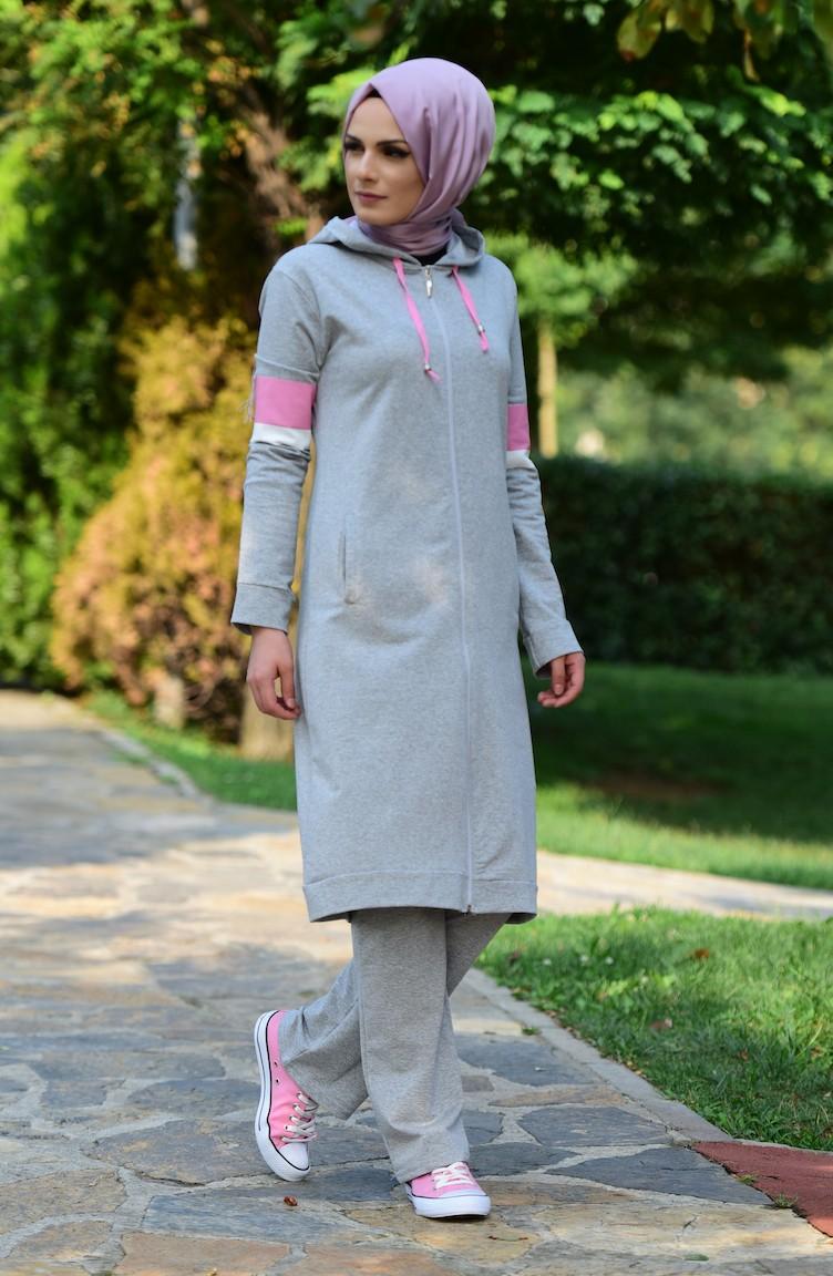 بالصور ملابس رياضية للمحجبات , اجمل ازياء رياضيه 4504 4