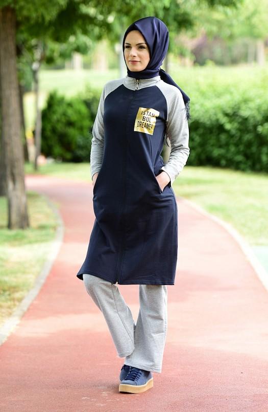 بالصور ملابس رياضية للمحجبات , اجمل ازياء رياضيه 4504 5