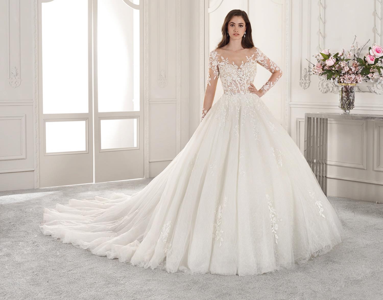 مشروع فساتين أعراس