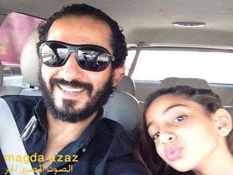 صورة لى لى احمد حلمى , اول ظهور لى لى مع منى واحمد