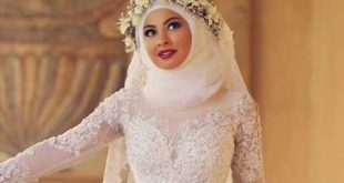 صور لفات حجاب للعروس , واااو اروع لفات الحجاب للعروس