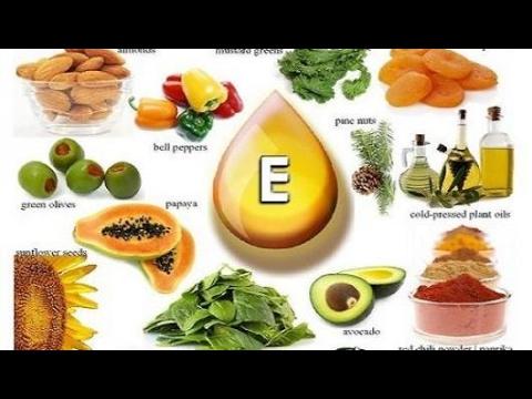 اين يوجد فيتامين E بكثرة وجود فتيامين E فى بعض الواجبات حبيبي