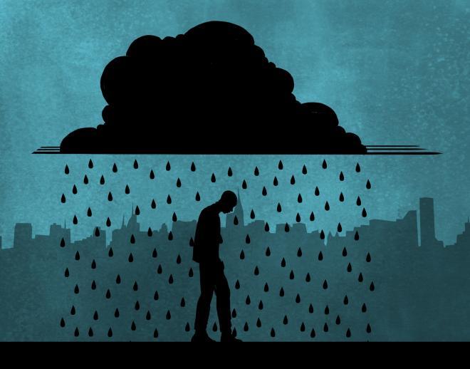 صورة ما هي اعراض الاكتئاب والقلق النفسي , اهمها عشر اعراض