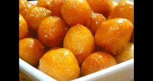 صورة حلويات رمضانية بالصور والمقادير , واااو اروع انواع الحلويات