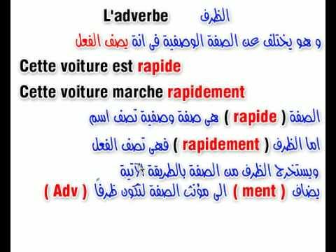 بالصور دروس اللغة الفرنسية , عبارات وكلمات باللغة الفرنيسية 1720 3