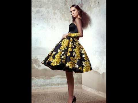 بالصور فساتين الموضه , وااو ارق الفساتين على الموضة 1913 11