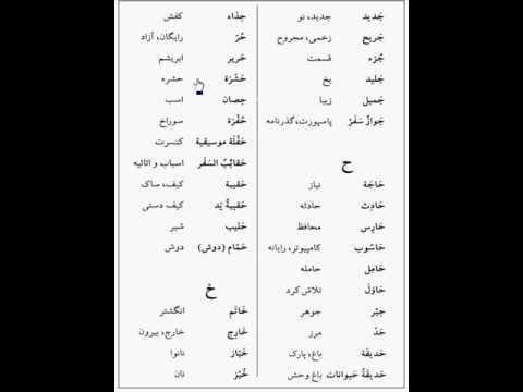 بالصور معاني الكلمات عربي عربي , اروع الكلمات ومعناها 3588 7