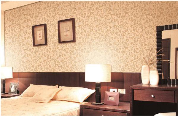 بالصور ورق جدران غرف نوم , واااو ورق جدران محصلش 5190 2