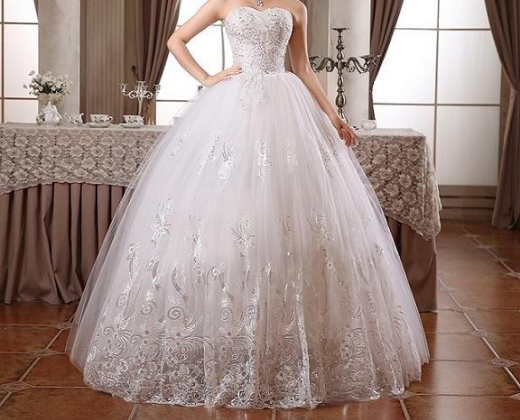 صور فساتين زفاف جميلة , اهمية فساتين الزفاف