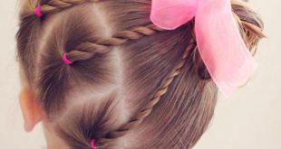 صور تسريحات بنات , احدث تصفيفات شعر الفتيات