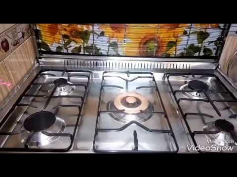 صورة تنظيف المطبخ , اقضي على البقع الصعبة ونظفي المطابخ بهذه الوصفة