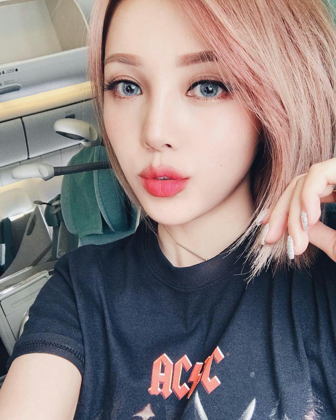 صورة اجمل بنات كوريات في العالم , فتيات من كوريا حلوات