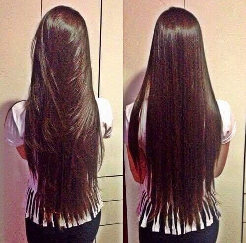 صورة كيف اطول شعري , اقوى خلطه لتطويل الشعر
