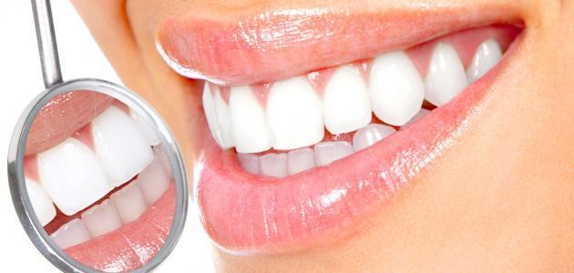 صورة خلطات تبيض الاسنان , وصفات منزليه لتفتيح اسنانك