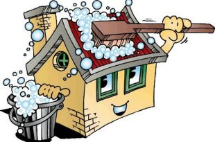 صورة كيف ارتب بيتي , طرق سهله وسريعه لتنظيف المنزل