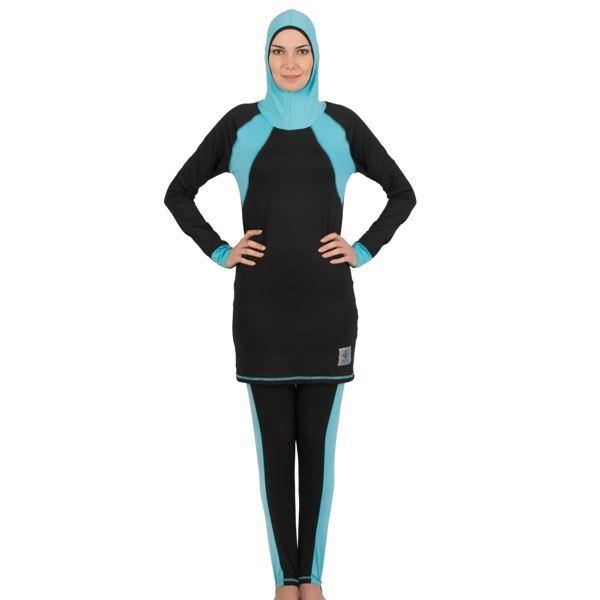 صورة مايوه اسلامي , ملابس سباحه للمحجبات
