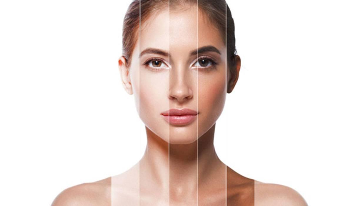 صور توحيد لون البشرة , كيفيه الحصول على تجانس فى لون الوجه