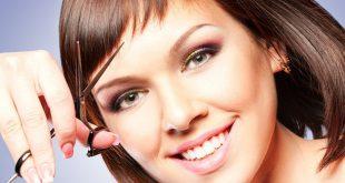 صور كيفية قص الشعر , طريقه سهله لقص الشعر