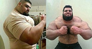 صور اضخم رجل في العالم , تعرف على اكثر رجل ضخم الجسد